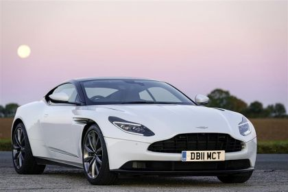 Lease Aston Martin DB11 car leasing