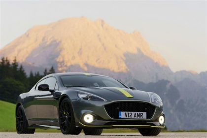 Lease Aston Martin Rapide car leasing