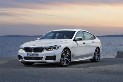 Lease BMW 6 Series car leasing