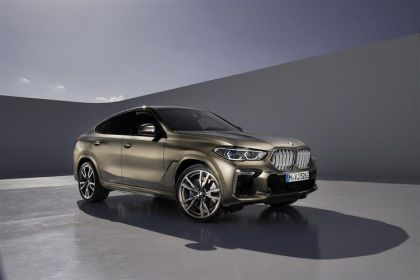 Lease BMW X6 car leasing