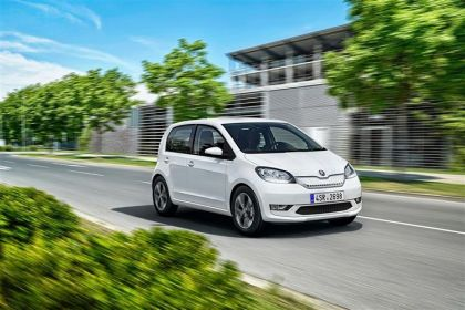 Buy Skoda Citigo outright purchase cars