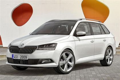 Buy Skoda Fabia outright purchase cars