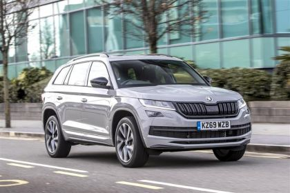 Buy Skoda Kodiaq outright purchase cars