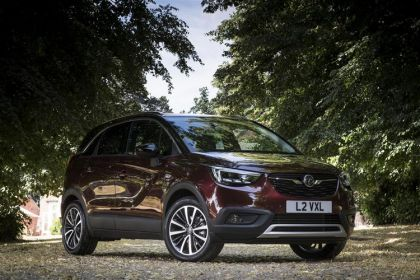Buy Vauxhall Crossland X outright purchase cars