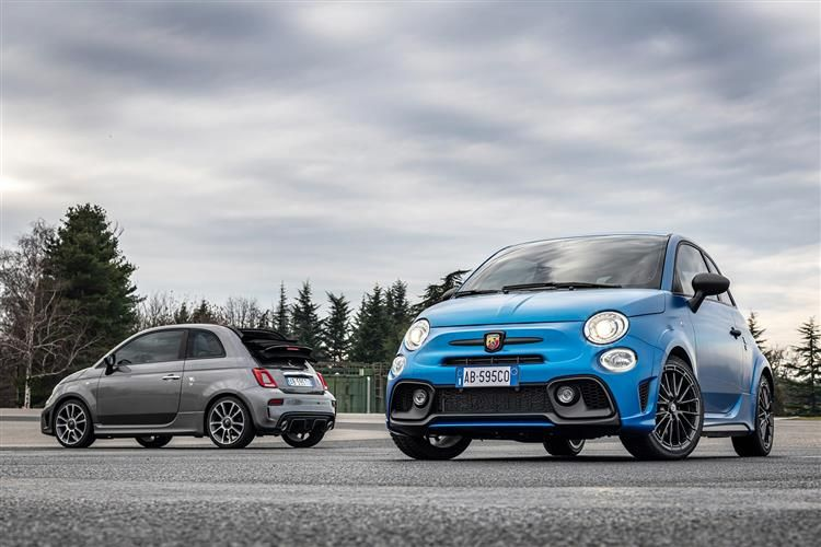 Abarth 595 Hatch 3Dr 1.4 T-Jet 180PS Competizione 70th 3Dr Manual