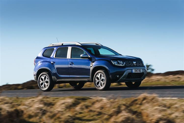 Dacia Duster SUV 2wd 1.2 TCe 125PS Laureate 5Dr Manual [Start Stop]
