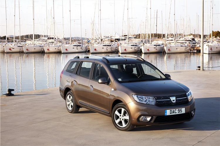 Dacia Logan MCV 1.0 TCe Bi-Fuel 100PS Comfort 5Dr Manual [Start Stop]