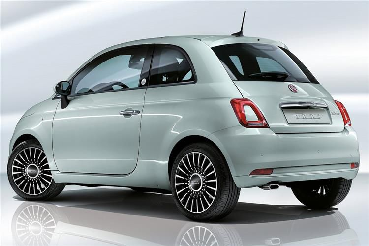Fiat 500 Hatch 3Dr 1.2 8V 69PS Lounge 3Dr Dualogic [Start Stop]