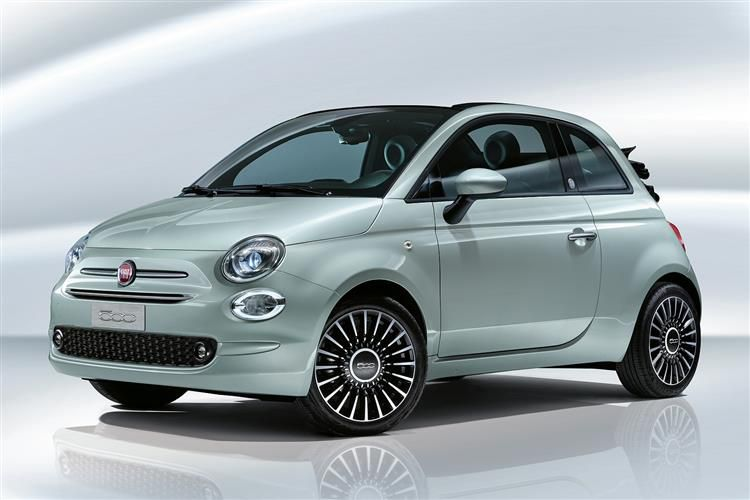 Fiat 500 C Convertible 1.0 MHEV 70PS Star 2Dr Manual [Start Stop]