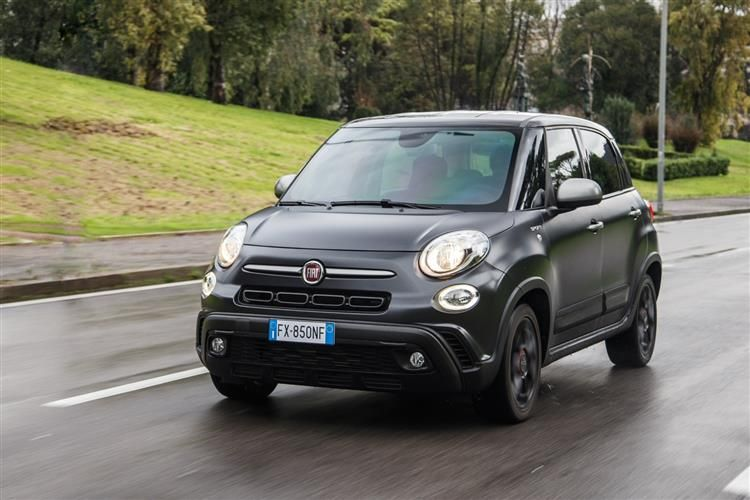 Fiat 500L Hatch 5Dr 1.4  95PS Mirror 5Dr Manual [Start Stop]