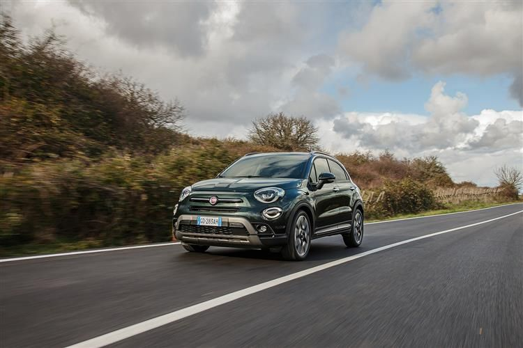Fiat 500X SUV 1.3 FireFly Turbo 150PS Sport 5Dr DCT [Start Stop]