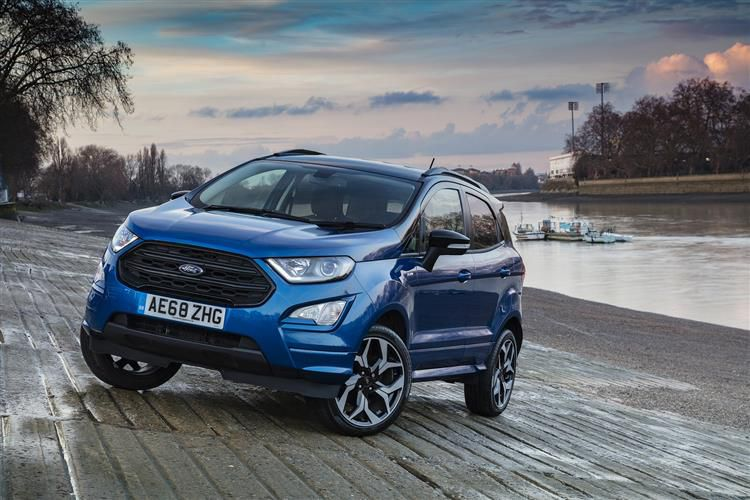 Ford EcoSport SUV 2WD 1.0 T EcoBoost 125PS ST-Line Black 5Dr Manual [Start Stop]