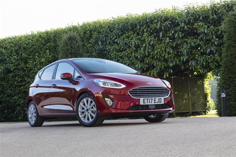 Ford Fiesta Hatch 5Dr 1.0 T EcoBoost 95PS Trend 5Dr Manual [Start Stop] [SNav]