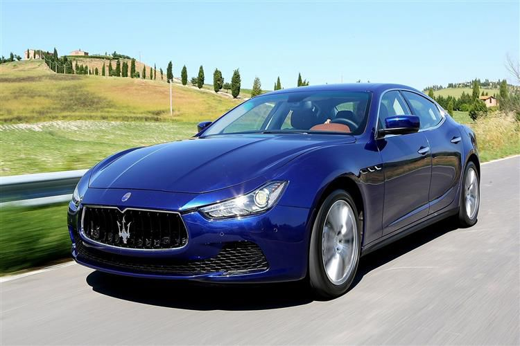 Maserati Ghibli Saloon 3.0 V6 430PS S GranSport 4Dr ZF [Start Stop]