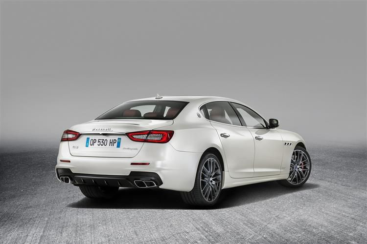 Maserati Quattroporte Saloon 3.0 V6 430PS S GranSport 4Dr ZF [Start Stop]
