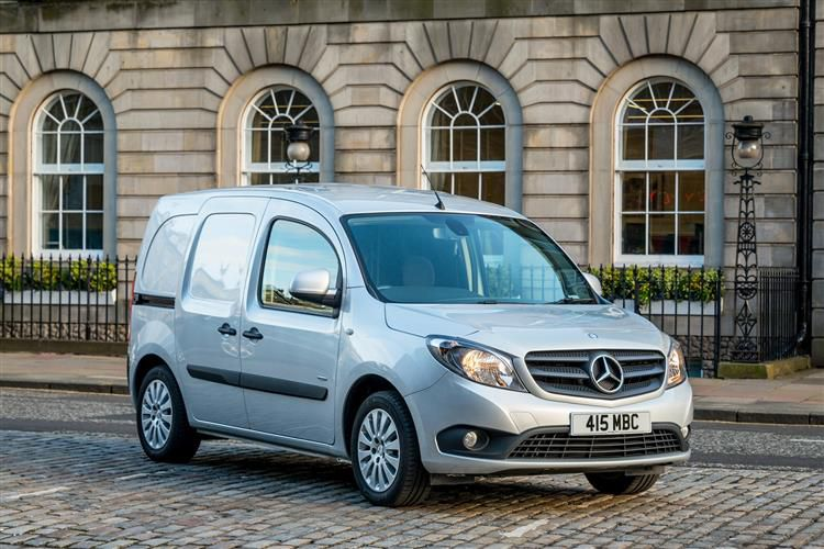 Mercedes-Benz Citan Tourer 109 L2 M1 1.5 CDi FWD 94PS PRO MPV Manual [Start Stop] [5Seat]