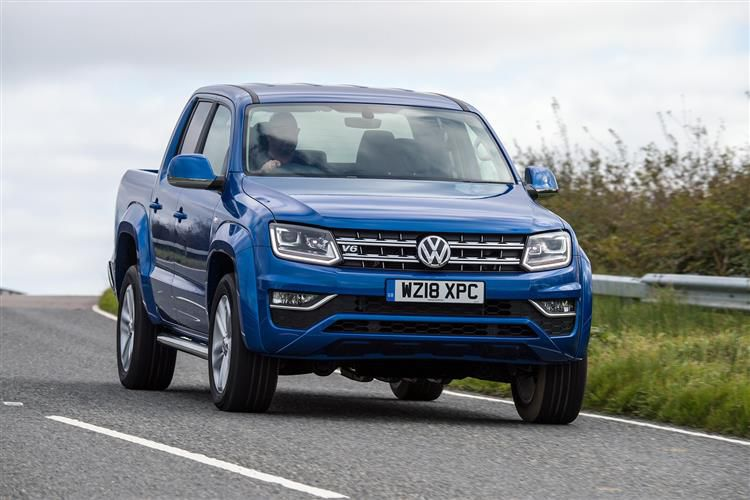 Volkswagen Amarok Pick Up DCab 4Motion 3.0 TDI V6 4WD 204PS Highline Pickup Double Cab Auto [Start Stop]