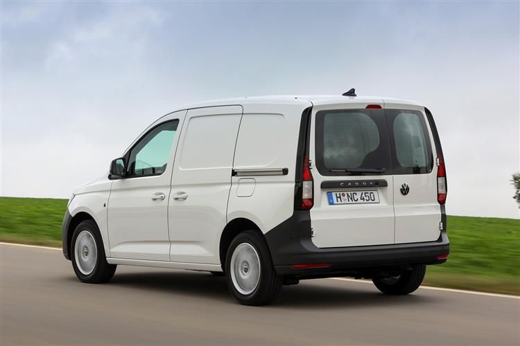Volkswagen Caddy Cargo C20 N1 2.0 TDI FWD 102PS Commerce Plus Van Manual [Start Stop]
