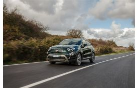 Fiat 500X SUV car leasing