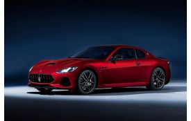 Maserati GranTurismo Coupe car leasing